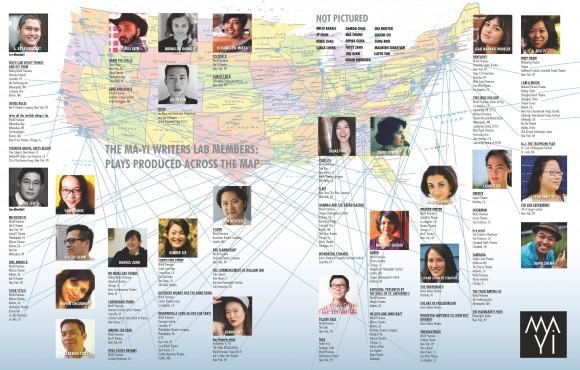 Ma-Yi Writers Lab US Productions