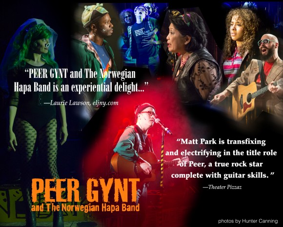 Peer Gynt and The Norwegian Hapa Band, by Ma-Yi Theater's Michi Barall, Lyrics by Paul Lieber and Matt Park, Directed and originally conceived by Jack Tamburri